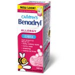 Benadryl for Babies