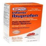 Ibuprofen vs. Tylenol for Babies