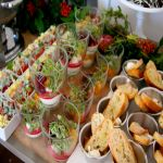 Baby Shower Food: 4 Appetizers, 4 Salads and 4 Desserts