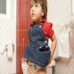 Potty Trained Child Wetting Pants
