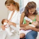 Breastfeeding vs. Bottle Feeding