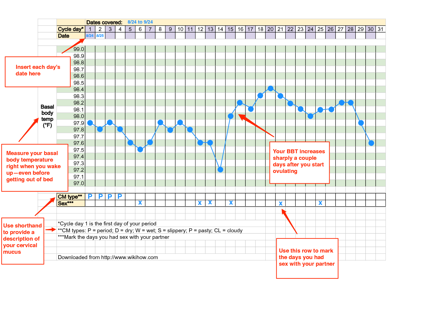 What's Basal Temperature Like When Pregnant? - New Kids Center